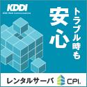 レンタルサーバー、CPI