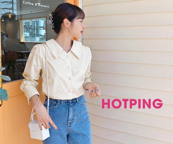 韓国NO.1BIGサイズレディースファッション通販ショップ【HOT PING】