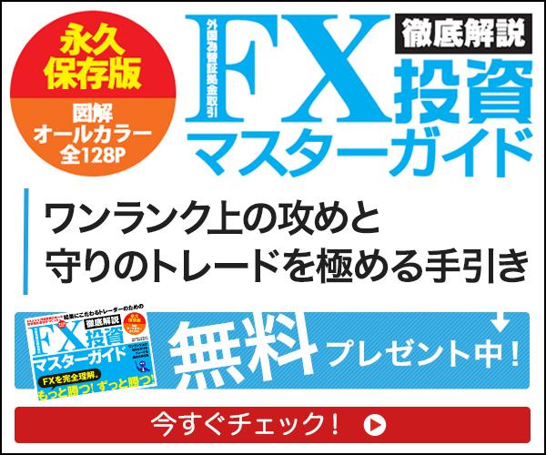 【永久保存版】徹底解説 FX投資マスターガイド
