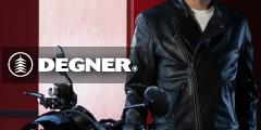 DEGNER(デグナー)のポイント対象リンク