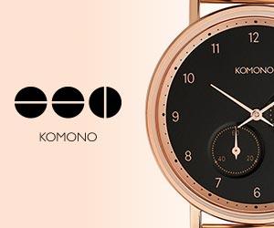人気腕時計KOMONO(コモノ)