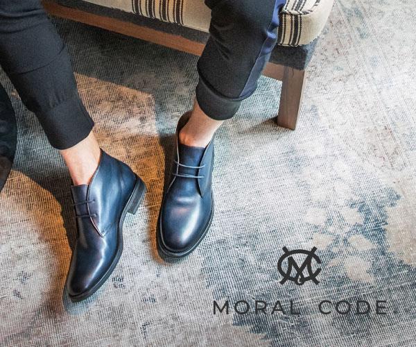moral_code(モラルコード)レザーシューズ